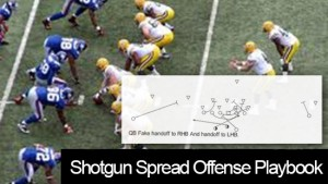 Shotgun Spread Offense Playbook
